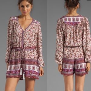 Spell & The Gypsy Collective Playsuit Aus 12